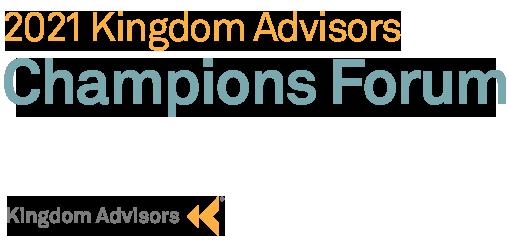 Kingdom Advisors Presents